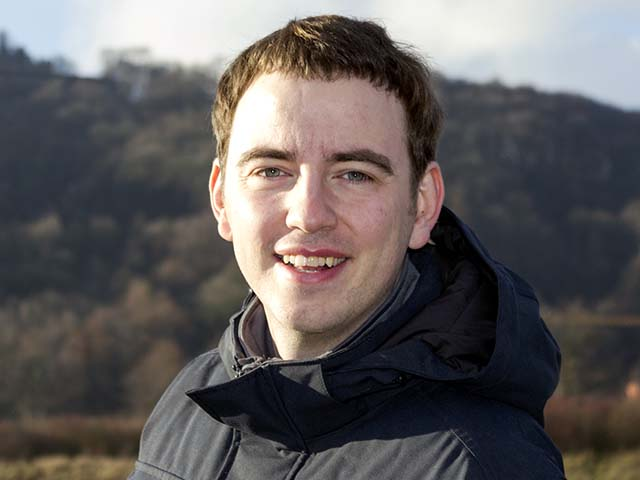 Christoph Hartke, JU-Kreisvorsitzender